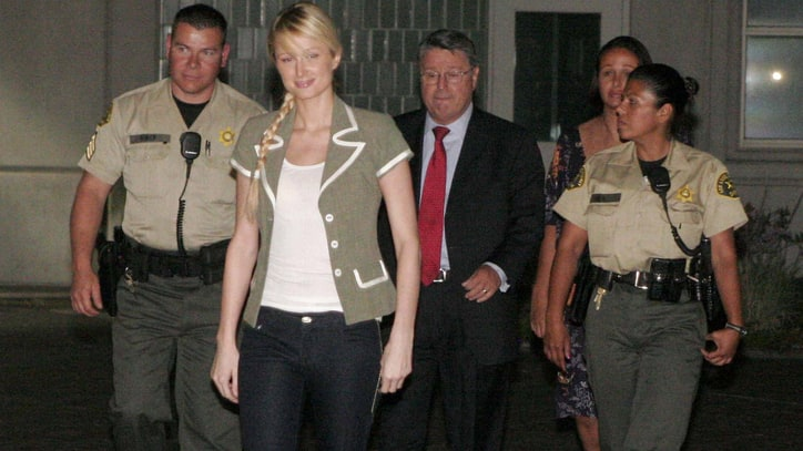 Paris Hilton's Release from Jail in 2007: How She Paved Way for Trump, Kardashian