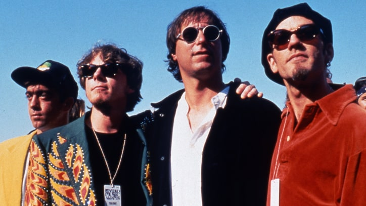 Hear R.E.M.'s Rare, Acoustic 'Radio Song' Demo