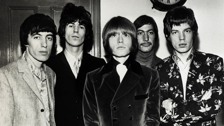 See the Rolling Stones' Trippy '2000 Light Years From Home' Lyric Video