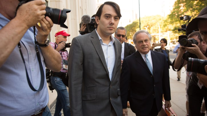Martin Shkreli: Jury Selection Begins in 'Pharma Bro's' Federal Fraud Trial