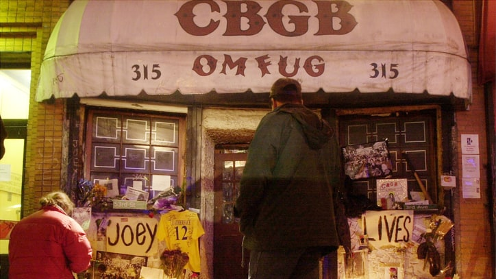 CBGB Awning Sells at Auction for $30,000