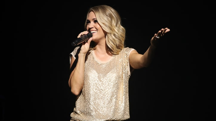 Carrie Underwood Unveils 'The Storyteller Tour' Concert Film