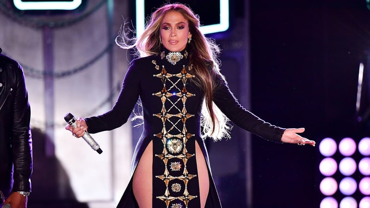 Hear Jennifer Lopez's Lively New Song 'Ni Tu Ni Yo'