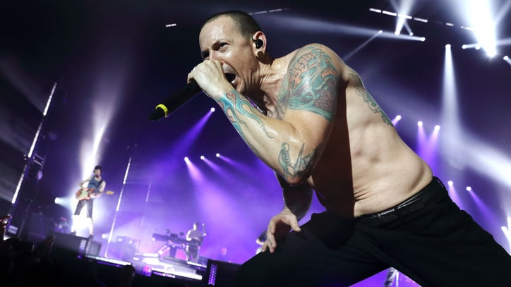 Linkin Park Cancel Tour After Chester Bennington's Death