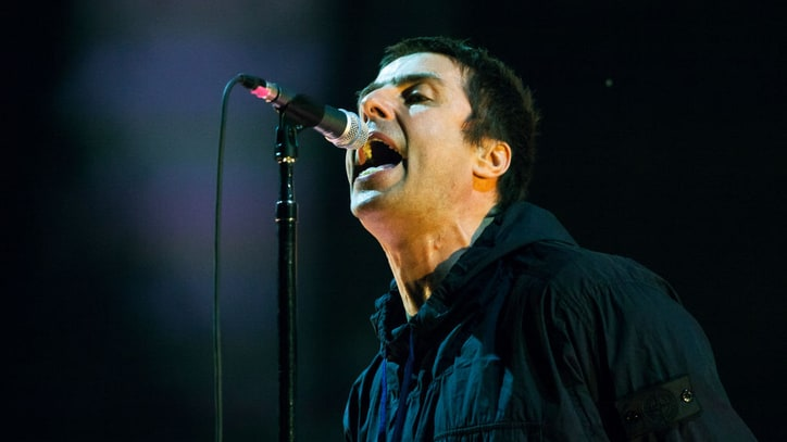 See Liam Gallagher Make U.S. Solo Debut at Secret New York Gig
