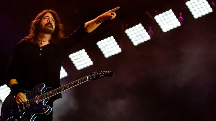 Watch Foo Fighters, Rick Astley Rickroll Tokyo Music Festival