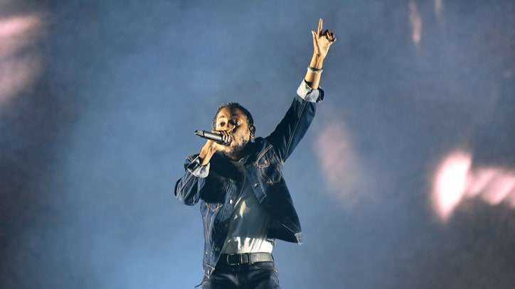 On the Charts: Kendrick Lamar's 'Damn.' Returns to Top Spot