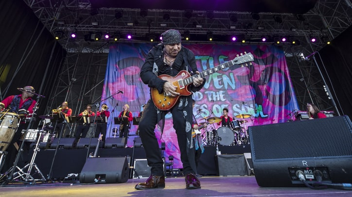 Steven Van Zandt Plots North American Tour