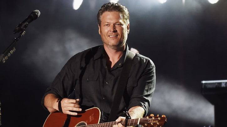 Blake Shelton Readies New Album 'Texoma Shore'