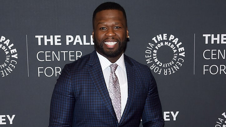 50 Cent Announces Three New Shows to Air on Starz