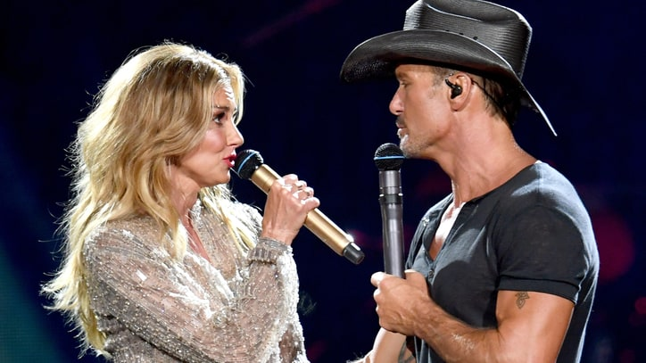 Hear Tim McGraw, Faith Hill's Soulful New Duet 'The Rest of Our Life'