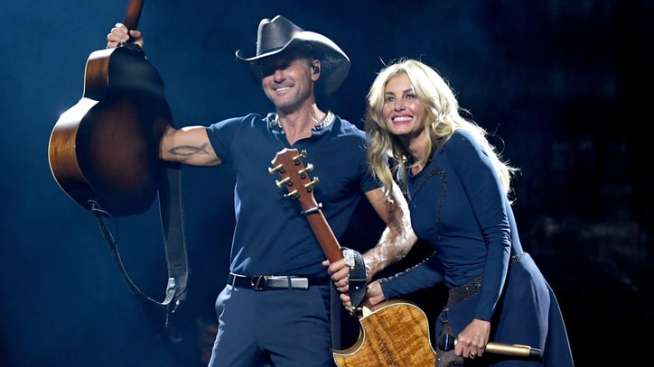 Tim McGraw, Faith Hill to Headline Country to Country 2018