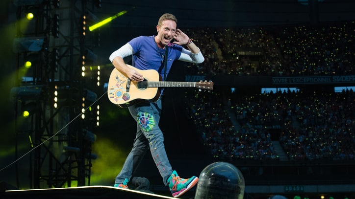 Watch Coldplay's Chris Martin Cover Linkin Park's 'Crawling'