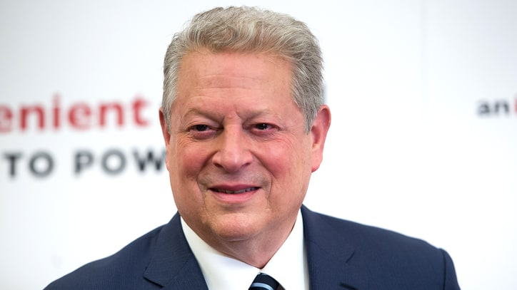 Al Gore Plots Climate Change Special With Fat Joe, Steve Aoki