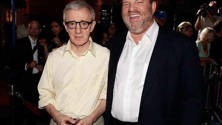 Woody Allen: 'Harvey Weinstein Thing Is Very Sad for Everybody'
