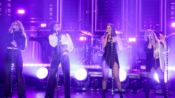 Watch Fifth Harmony, Gucci Mane's Buoyant 'Down' on 'Fallon'