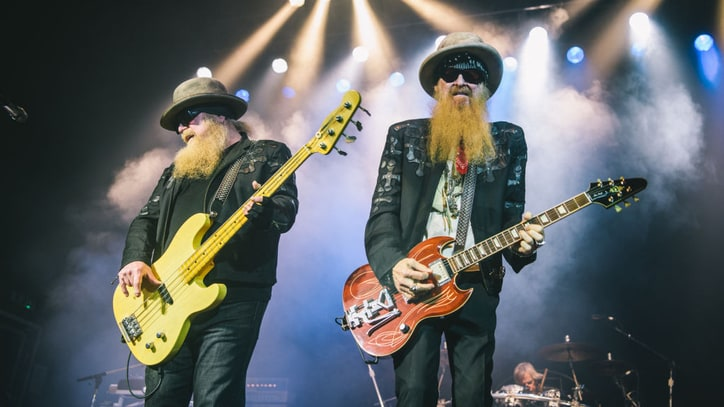 ZZ Top: Houston Will 'Overcome' Hurricane Harvey