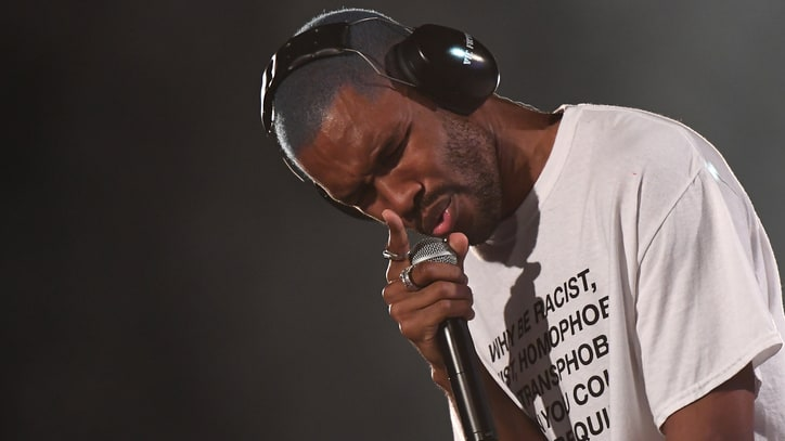 Hear Frank Ocean's Jazzy, Experimental New Song 'Provider'