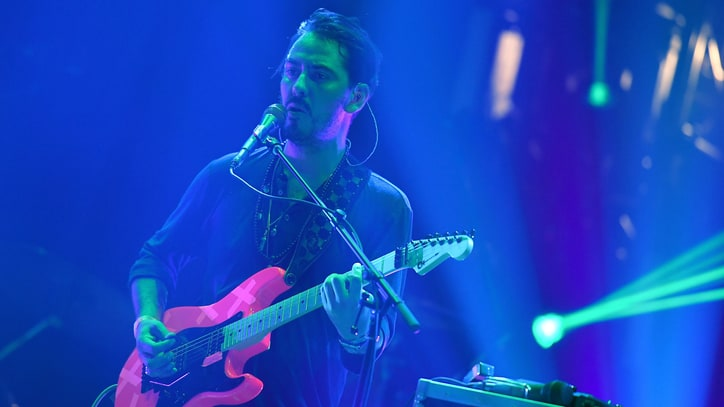 Watch Dhani Harrison's Blistering 'All About Waiting' on 'Kimmel'