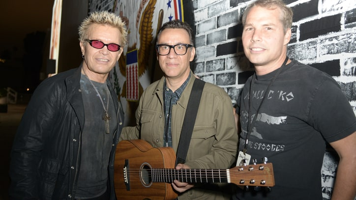 Johnny Ramone Tribute: Fred Armisen, Billy Idol Salute Rocker at Annual Event