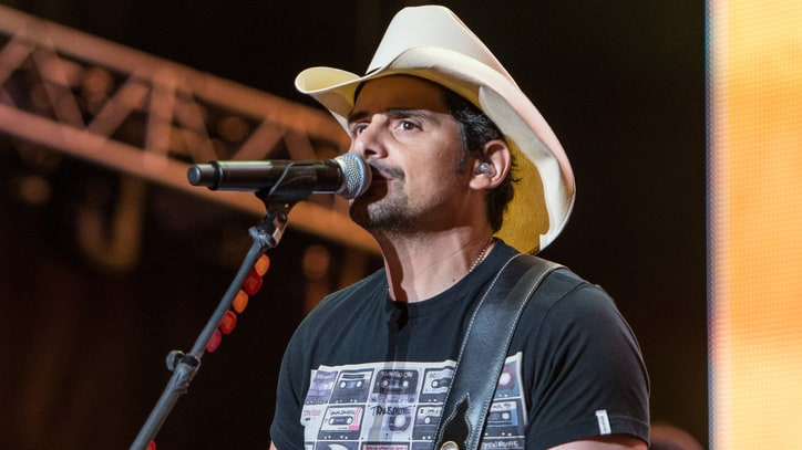 Watch Brad Paisley Sing Hits, Talk Mick Jagger on 'Today'