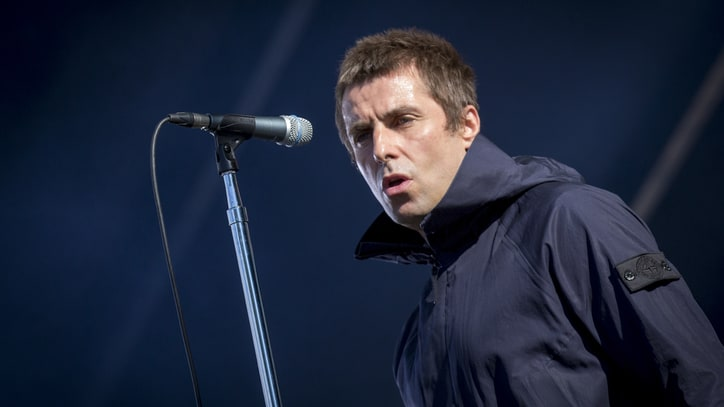 Watch Liam Gallagher's Stripped-Down 'For What It's Worth' on 'Colbert'