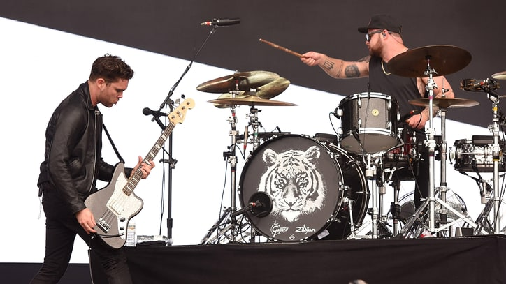 Watch Royal Blood's Scorching 'Lights Out' on 'Corden'