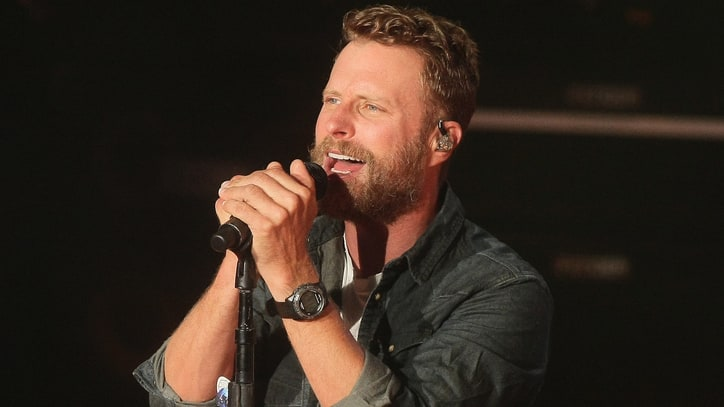 Watch Dierks Bentley's Celebratory 'Black' on 'Good Morning America'