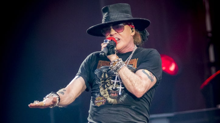 See Guns N' Roses' Surprise Cover of Glen Campbell's 'Wichita Lineman'