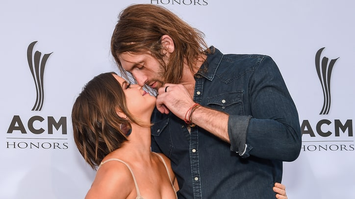 Ryan Hurd, Maren Morris Talk Personal New Video 'Love in a Bar'