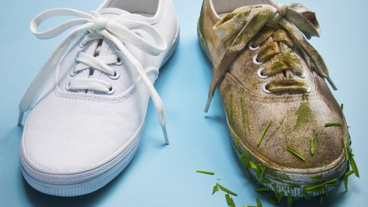 How to Clean Your Old Sneakers