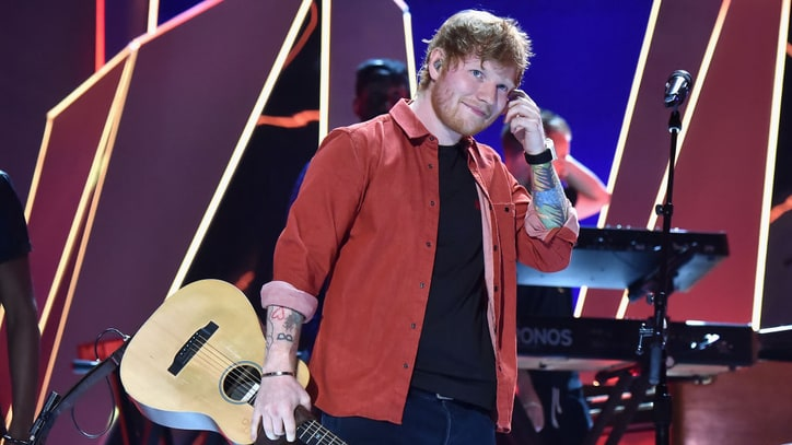 Ed Sheeran Cancels St. Louis Concert Over Safety Concerns