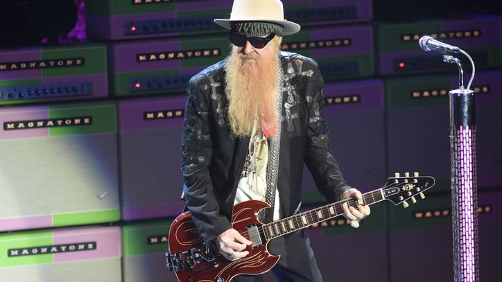 ZZ Top's Billy Gibbons on 'Unthinkable' Hurricane Damage, Houston-Area Concert