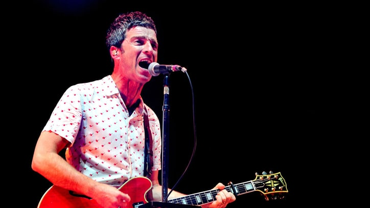 Noel Gallagher Announces 'Bold, Uptempo' New Album 'Who Built the Moon?'