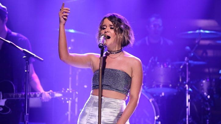 See Maren Morris' Ska-Infused 'Rich' on 'Fallon'