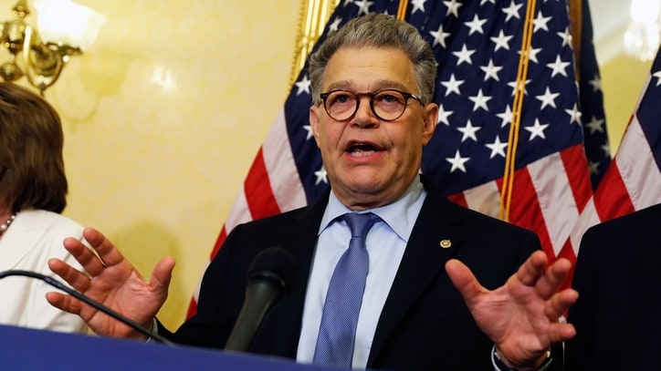 Al Franken: 'SNL' Women Pen Letter of Support After Groping Accusation