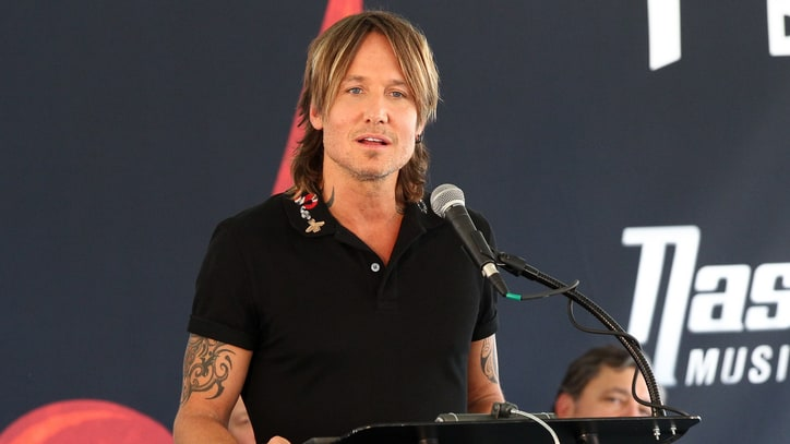 Keith Urban to Be Featured Speaker at SXSW 2018