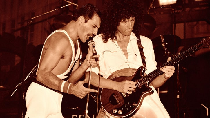 Queen Soar on 'A Kind of Magic' in 1986