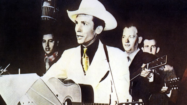 Flashback: Hank Williams Is Fired From the Grand Ole Opry