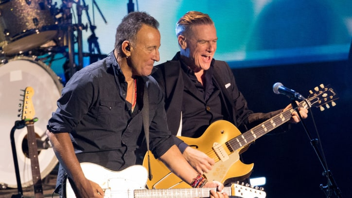 See Bruce Springsteen, Bryan Adams Sing 'Cuts Like a Knife' in Toronto