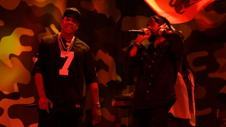 Watch Jay-Z Salute Colin Kaepernick, Perform '4:44' Tracks on 'SNL'