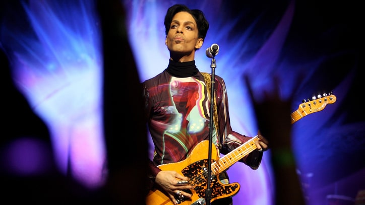 Prince's Digital Catalog Returning to Streaming Music