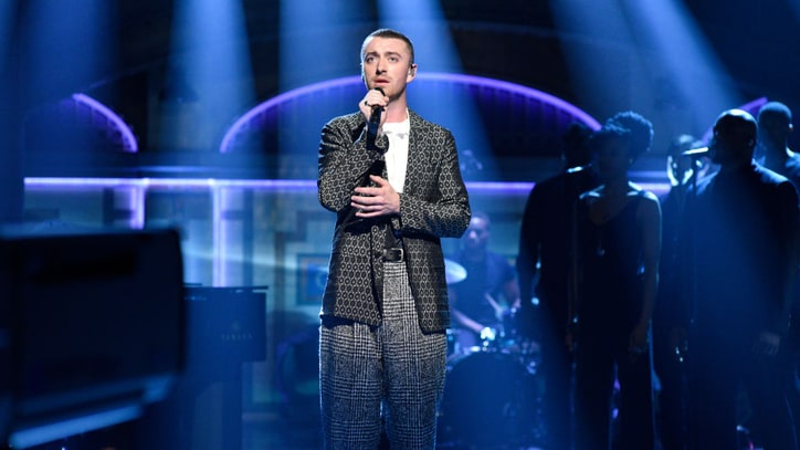 Watch Sam Smith Deliver 'Thrill of It All' Songs on 'SNL'