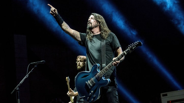 Foo Fighters' Cal Jam Fest to Return in 2018