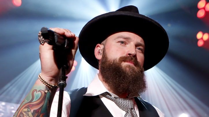 See Zac Brown Sing Moody 'Hurricane' With Sir Rosevelt on 'Kimmel'