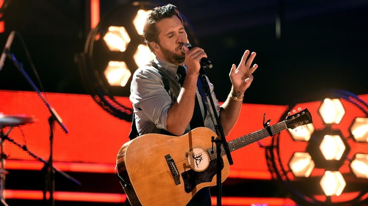 Chris Stapleton, Luke Bryan Preach Unity at 'CMT Artists of the Year' Show
