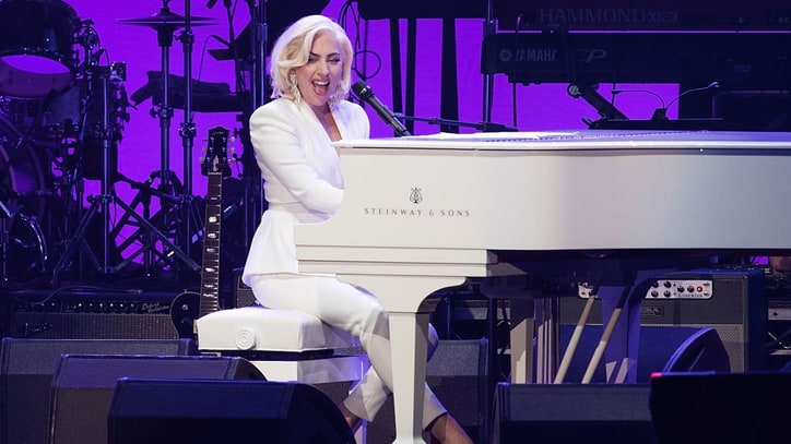 See Lady Gaga Perform, All Five Former Presidents Unite at Hurricane Benefit