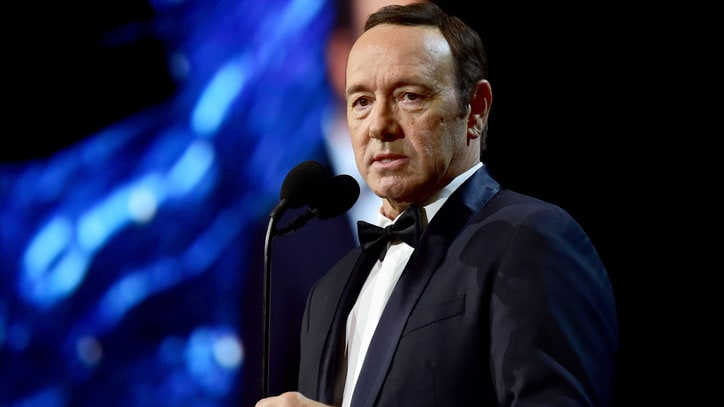 Kevin Spacey Removed From New Film 'All the Money in the World'