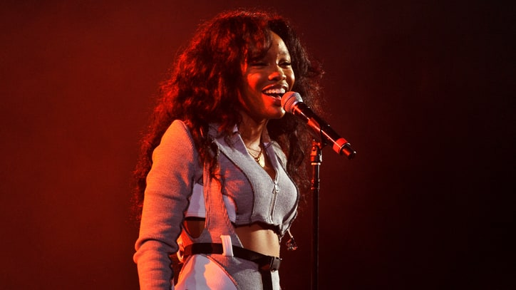 Watch SZA Unveil Hypnotizing, Stripped-Down 'Go Gina' Video