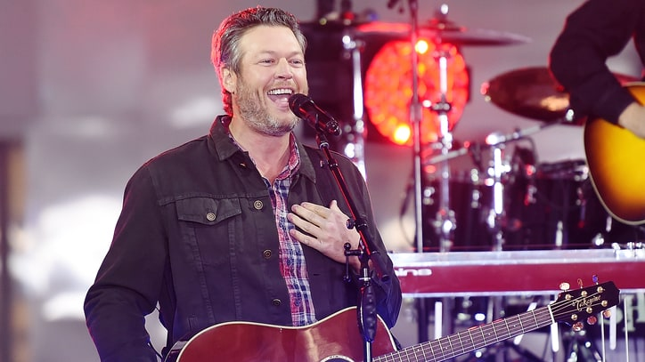 Hear Blake Shelton's Steamy New Song 'Turnin' Me On'
